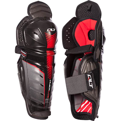 (CCM QuickLite Hockey Shin Guards - Senior)