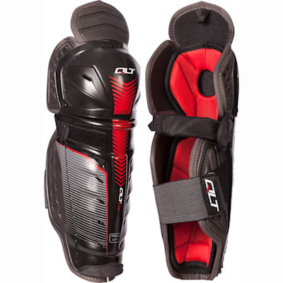 (CCM QuickLite 270 Hockey Shin Guards - Senior)