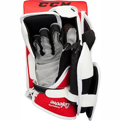 (CCM Premier Pro Hockey Goalie Blocker - Senior)