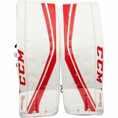 (CCM Premier R1.9 Goalie Leg Pads - Senior)