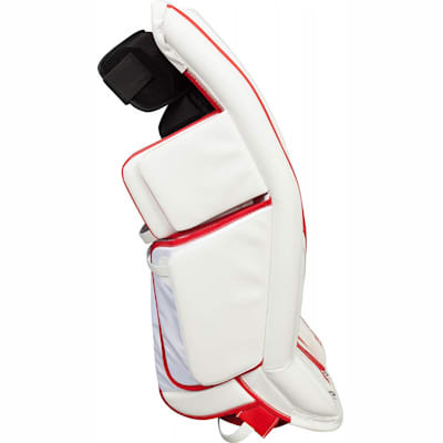 (CCM Premier R 1.9 Hockey Goalie Leg Pads - Senior)