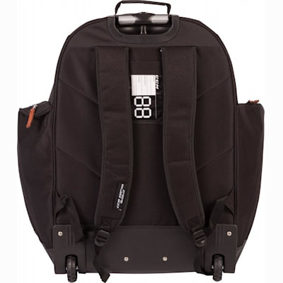 (CCM 290 Player Backpack Wheel Bag - Senior)