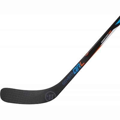 (Warrior Covert QRL Grip Hockey Stick  - Senior)