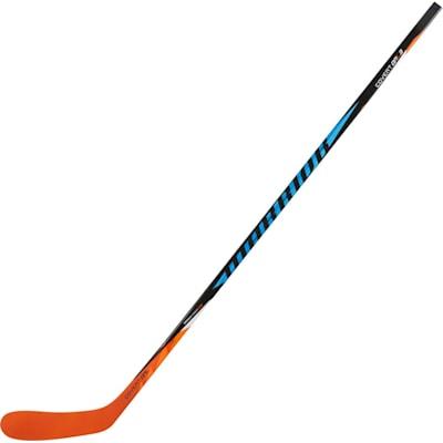 (Warrior QRL3 Grip Composite Hockey Stick - Junior)