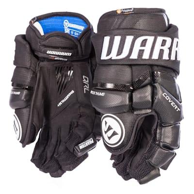Warrior Covert QRL Hockey Gloves - Senior | Pure Hockey ...