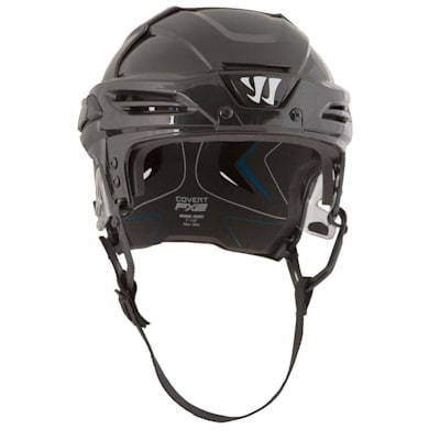 Black (Warrior Covert PX2 Hockey Helmet)