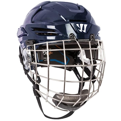 (Warrior Krown PX+ Hockey Helmet Combo)