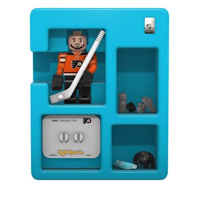 Contents Of Package (OYO Sports Brayden Schenn Minifigure - Philadelphia Flyers)