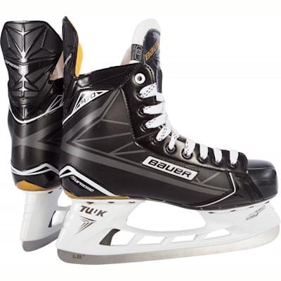 (Bauer Supreme S170 Ice Hockey Skates - 2017 - Senior)