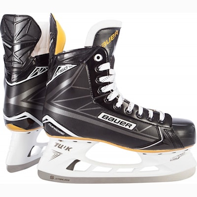 (Bauer Supreme S160 Ice Hockey Skates - Senior)