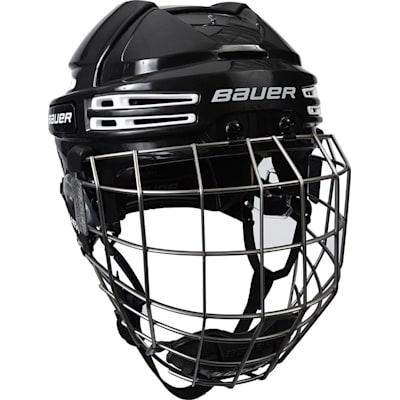 (Bauer RE-AKT 75 Hockey Helmet Combo)