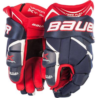 (Bauer Vapor 1X Ice Hockey Gloves - Junior)