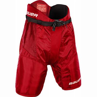Red (Bauer Vapor X700 Ice Hockey Pants - Junior)