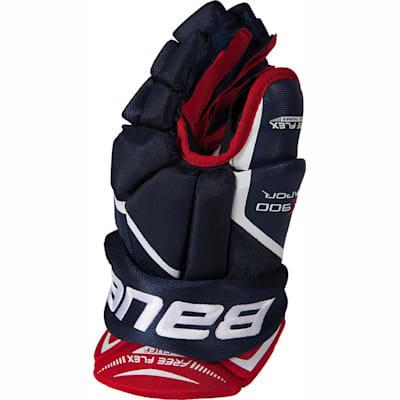 (Bauer Vapor X900 Hockey Gloves - Junior)