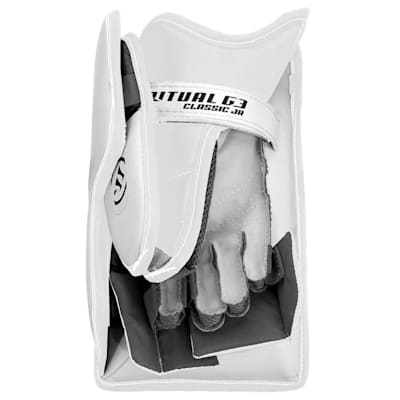 (Warrior Ritual G3 Classic Hockey Goalie Blocker - Junior)