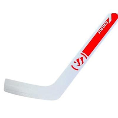(Warrior Swagger Pro Hockey Goalie Stick - White/Black - Intermediate)