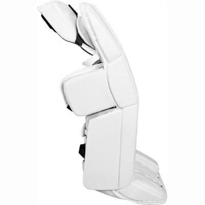 Inside Side View (Vaughn Velocity 7 XR Pro Carbon Goalie Leg Pads - Senior)