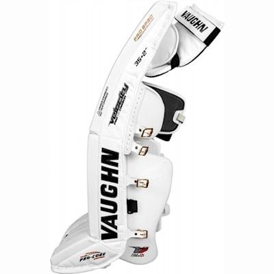 Outside Side View (Vaughn Velocity 7 XR Pro Carbon Goalie Leg Pads - Senior)