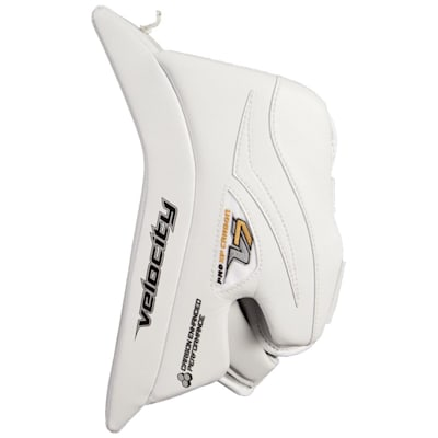 (Vaughn Velocity 7 XF Pro Carbon Goalie Blocker - Senior)