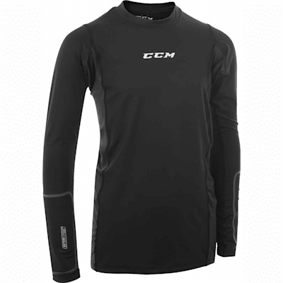 (CCM Pro Long Sleeve Cut Resistant Top - Youth)