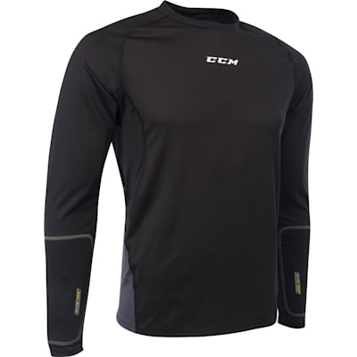 (CCM Pro Long Sleeve Cut Resistant Performance Top - Youth)