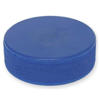Blue (Ice Hockey Practice Puck - Blue 4 Ounce)