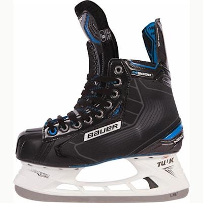 (Bauer Nexus N8000 Ice Hockey Skates - Junior)