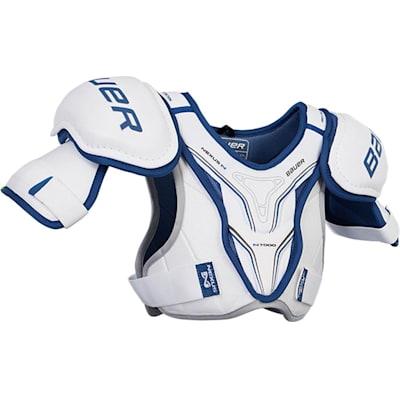 (Bauer Nexus N7000 Hockey Shoulder Pads - Junior)