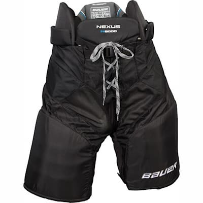 Black (Bauer Nexus N8000 Hockey Pants - Junior)
