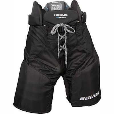 Black (Bauer Nexus N8000 Ice Hockey Pants - Senior)