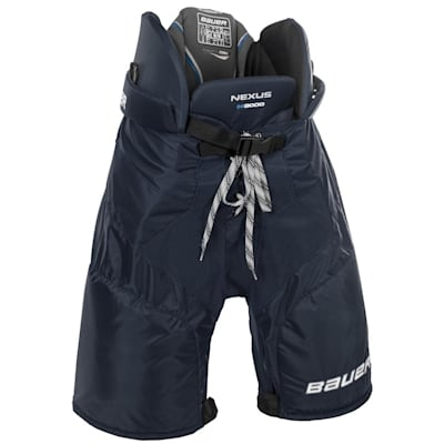 Navy (Bauer Nexus N8000 Ice Hockey Pants - Senior)