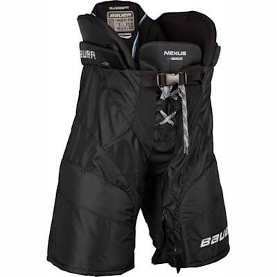 Black (Bauer Nexus N9000 Hockey Pants - Junior)