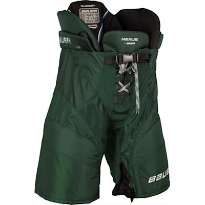 Green (Bauer Nexus N9000 Ice Hockey Pants - Junior)