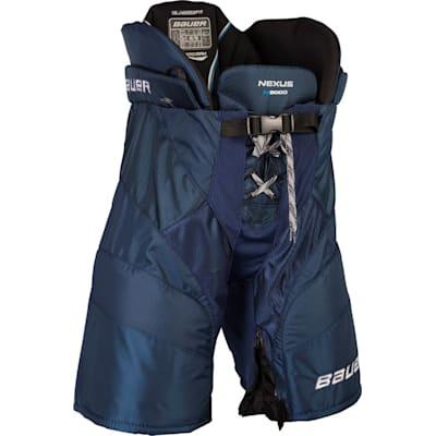 Navy (Bauer Nexus N9000 Hockey Pants - Senior)