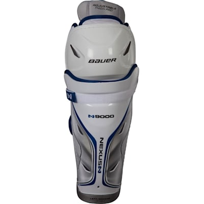(Bauer Nexus N9000 Hockey Shin Guards - Senior)