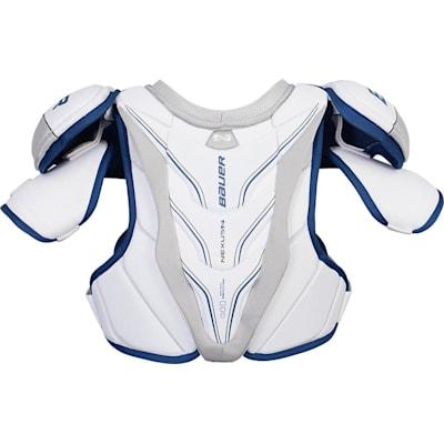 (Bauer Nexus N9000 Hockey Shoulder Pads - Junior)