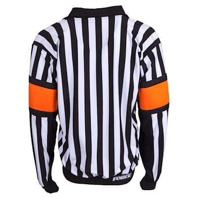 d62b60922e4 Force Elite Referee Jersey with Armband - Senior | Hockey Giant ...