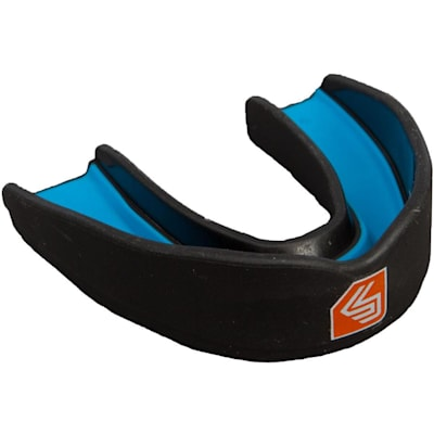 Black (Ultra SuperFit Mouth Guard - Junior)