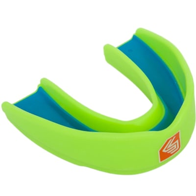 green (Ultra SuperFit Mouth Guard - Junior)