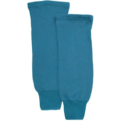 Sky Blue (CCM S100P Knit Socks - Youth)