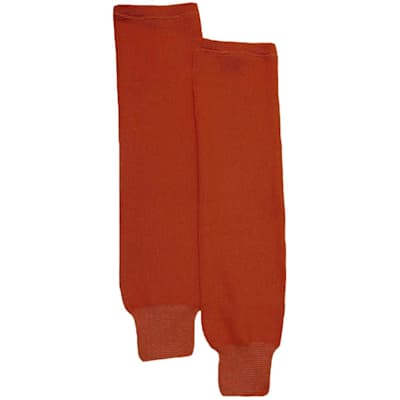 Burnt Orange (CCM S100P Knit Socks - Junior)