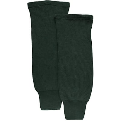 Dark Green (CCM S100P Knit Socks - Junior)