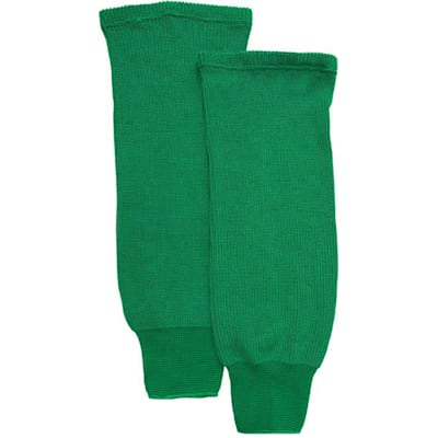 Kelly Green (CCM S100P Knit Socks - Junior)