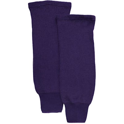 LA Purple (CCM S100P Knit Socks - Junior)