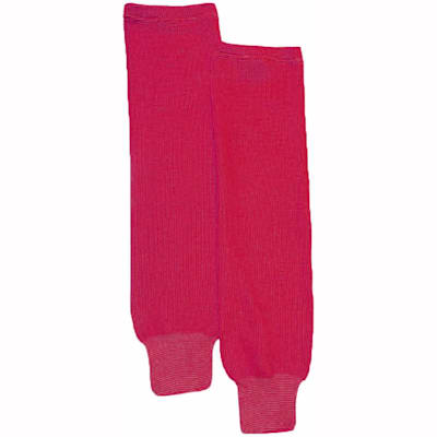 Pink (CCM S100P Knit Socks - Junior)
