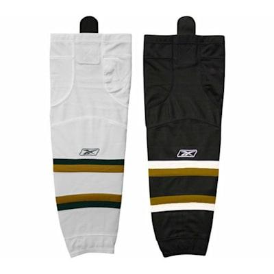 (Reebok SX100 Edge Gamewear Hockey Socks - Dallas Stars - Intermediate)