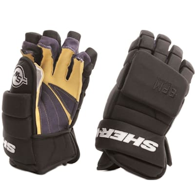 (Sher-Wood BPM 120S Hockey Gloves - Senior)