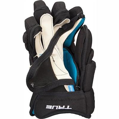 (TRUE Standard Z-Palm Hockey Glove - Palm Only - Junior)