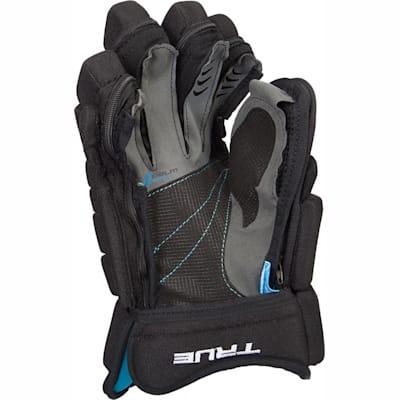 (TRUE Grip Z-Palm Hockey Glove - Palm Only - Senior)