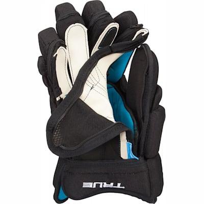 (TRUE Power Z-Palm Hockey Gloves - Palm Only - Senior)
